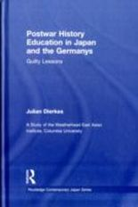 Postwar History Education in Japan and the Germanys