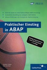 Praktischer Einstieg in ABAP