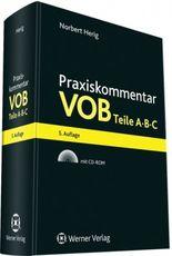 Praxiskommentar zur VOB Teile A,B,C