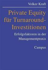 Private Equity für Turnaround-Investitionen