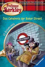Professor Berkley 6: Das Geheimnis der Baker Street
