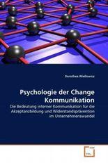 Psychologie der Change Kommunikation