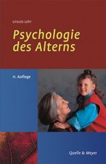 Psychologie des Alterns