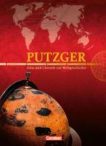 Putzger - Historischer Weltatlas - Putzger Atlas und Chronik zur Weltgeschichte [2. erweiterte Ausgabe] / Atlas mit Register