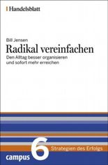 Radikal vereinfachen