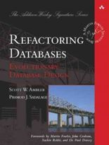 Refactoring Databases