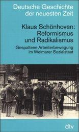 Reformismus und Radikalismus