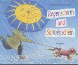Regenschirm und Sonnenschein