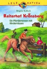 Reiterhof Kronsberg - Ein Pferderennen mit Hindernissen