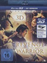 Revenge of the Warrior 3D, 1 Blu-ray