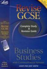 Revise GCSE Business Studies Study Guide