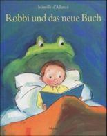Robbi und das neue Buch
