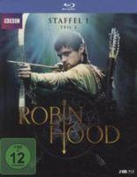 Robin Hood - Staffel 1, Teil 2, 2 Blu-rays
