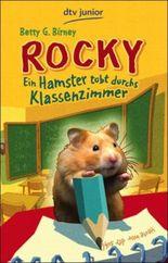 Rocky Ein Hamster tobt durchs Klassenzimmer