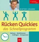 Rücken Quickies - das Schnellprogramm