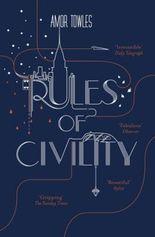 Rules of Civility. Eine Frage der Höflichkeit, englische Ausgabe