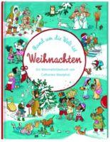 Rund um die Welt ist Weihnachten, Ein Wimmelbilderbuch