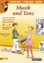 Sach- und Mitmachbuch, Band 6: Musik und Tanz