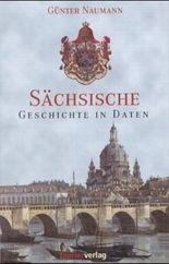 Sächsische Geschichte in Daten