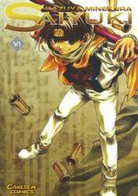 Saiyuki Bd. 6