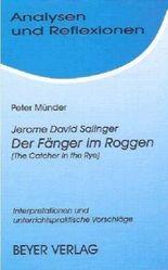 Salinger,Jerome D. - Der Fänger im Roggen (The Catcher in the Rye)