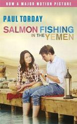 Salmon Fishing in the Yemen, Film Tie-In. Lachsfischen im Jemen, englische Ausgabe