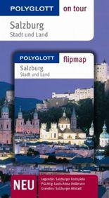 Salzburg - Buch mit flipmap
