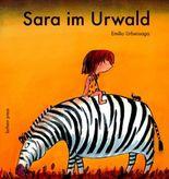 Sara im Urwald