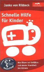 Schelle Hilfe für Kinder