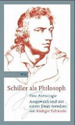 Schiller als Philosoph