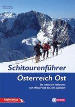 Schitourenführer Österreich Ost
