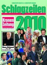 Schlagzeilen 2010