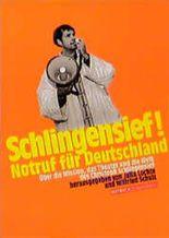 Schlingensief! Notruf für Deutschland