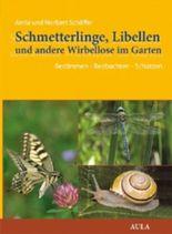 Schmetterlinge, Libellen und andere Wirbellose im Garten