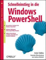 Schnelleinstieg in die Windows PowerShell