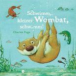 Schwimm, kleiner Wombat, schwimm!