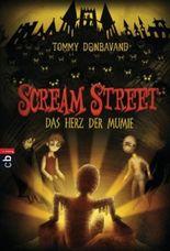 Scream Street - Das Herz der Mumie