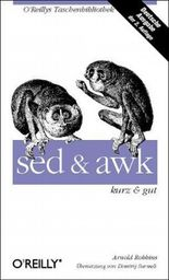 sed & awk - kurz & gut