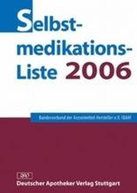 Selbstmedikations-Liste 2006