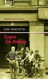 Singen. Ein Anfang