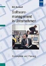 Softwaremanagement in Unternehmen, Konzeption und Planung