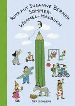 Sommer-Wimmel-Malbuch