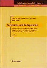 Sortiments- und Verlagskunde