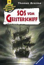 Die Knickerbocker-Bande: SOS vom Geisterschiff