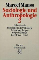 Soziologie und Anthropologie. Bd.2
