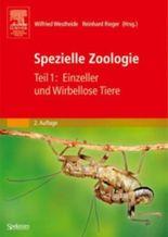 Spezielle Zoologie. Teil 1