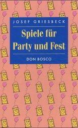 Spiele für Party und Fest