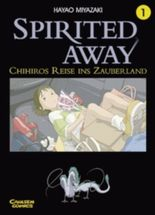 Spirited Away, Band 1: Chihiros Reise ins Zauberland
