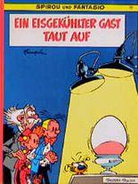 Spirou und Fantasio, Carlsen Comics, Bd.11, Ein eisgekühlter Gast taut auf