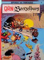 Spirou und Fantasio, Carlsen Comics, Bd.16, QRN ruft Bretzelburg